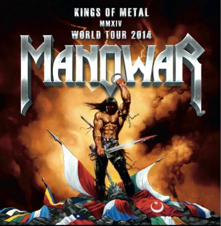 MANOWAR in premiera in Polonia pe 17 mai 2014 la Katowice