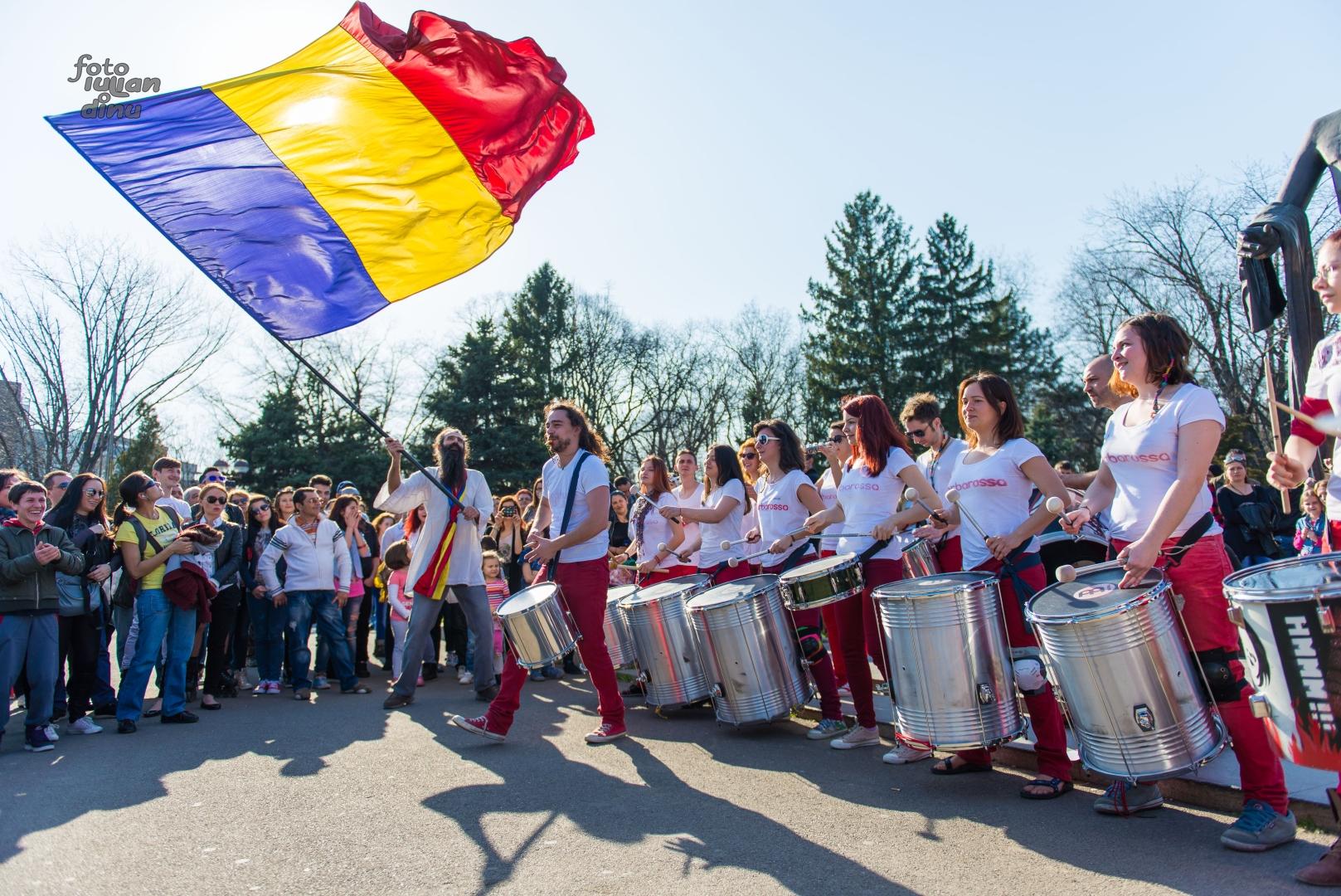 Barbarossa Samba Group isi pregateste tobele pentru Buskerfest Macedonia
