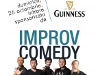 IMPROvCOMEDY,stand-up in Harp Irish Pub