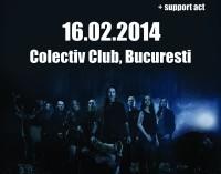 Eluveitie se intorc la Bucuresti