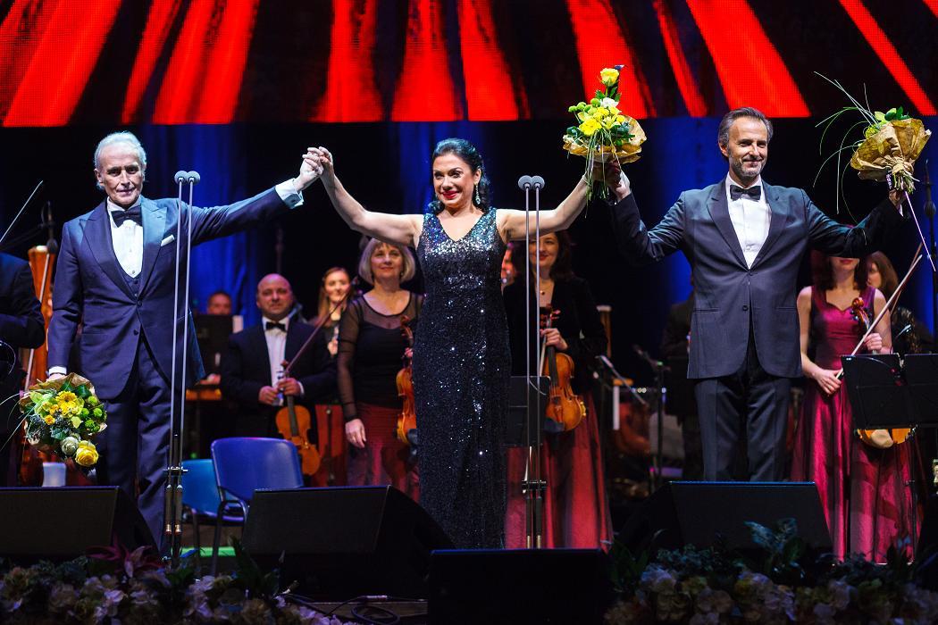 Jose Carreras concert Cluj - foto Calin Ilea - 0031
