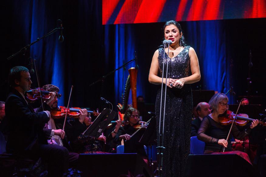 Jose Carreras concert Cluj - foto Calin Ilea - 0042