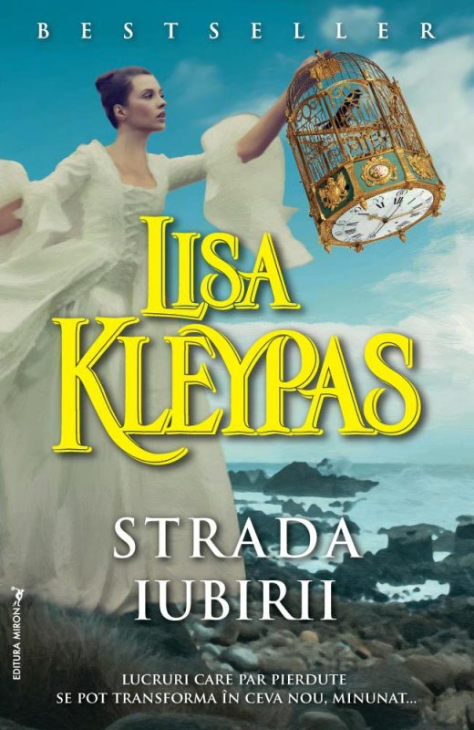 Strada Iubirii de Lisa Kleypas