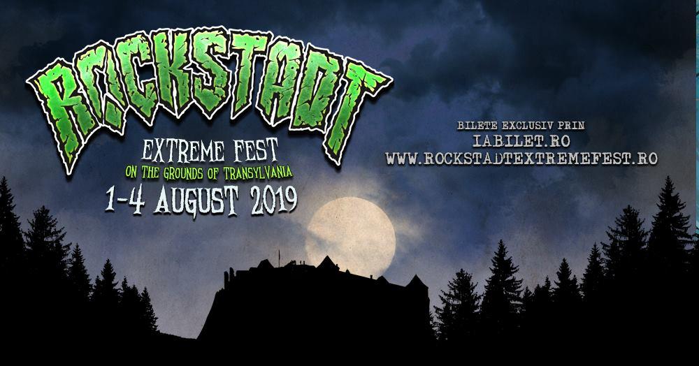 Schammasch si Ektomorf confirmati la Rockstadt Extreme Fest 2019