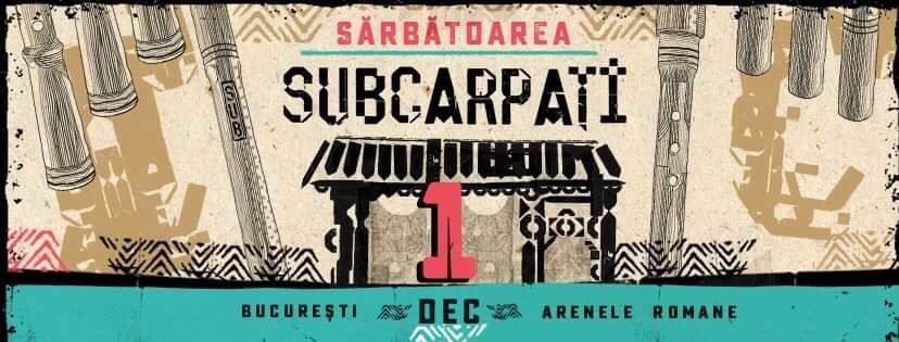Pamant va deschide Sarbatoarea Subcarpati de la Arenele Romane de pe 1 decembrie!