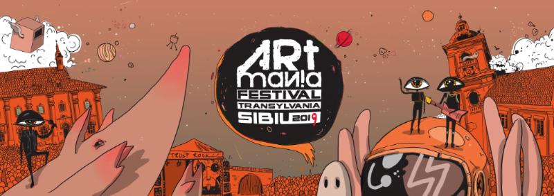 Primele confirmari pentru ARTmania 2019