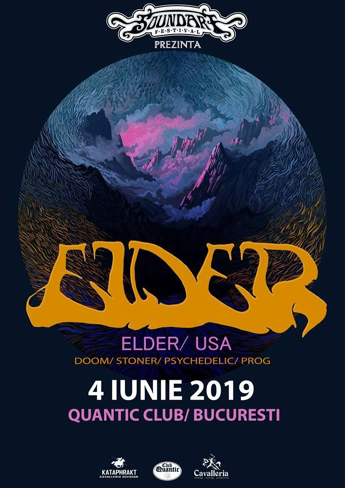 SoundArt prezinta Elder pentru prima data in Romania