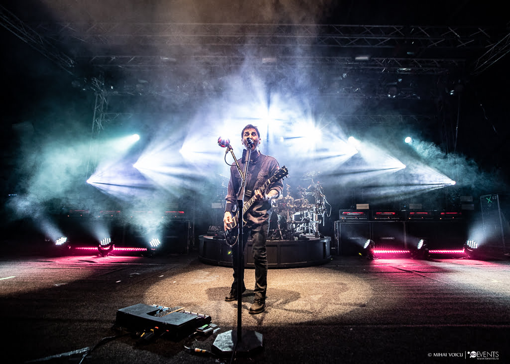 Godsmack la Arenele Romane, doua zile de rock in forta