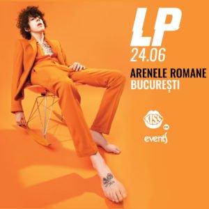 Concert LP la Bucuresti, in stropi de ploaie si jocuri de lumini