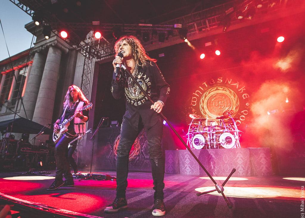 Whitesnake la Bucuresti, un concert la superlativ