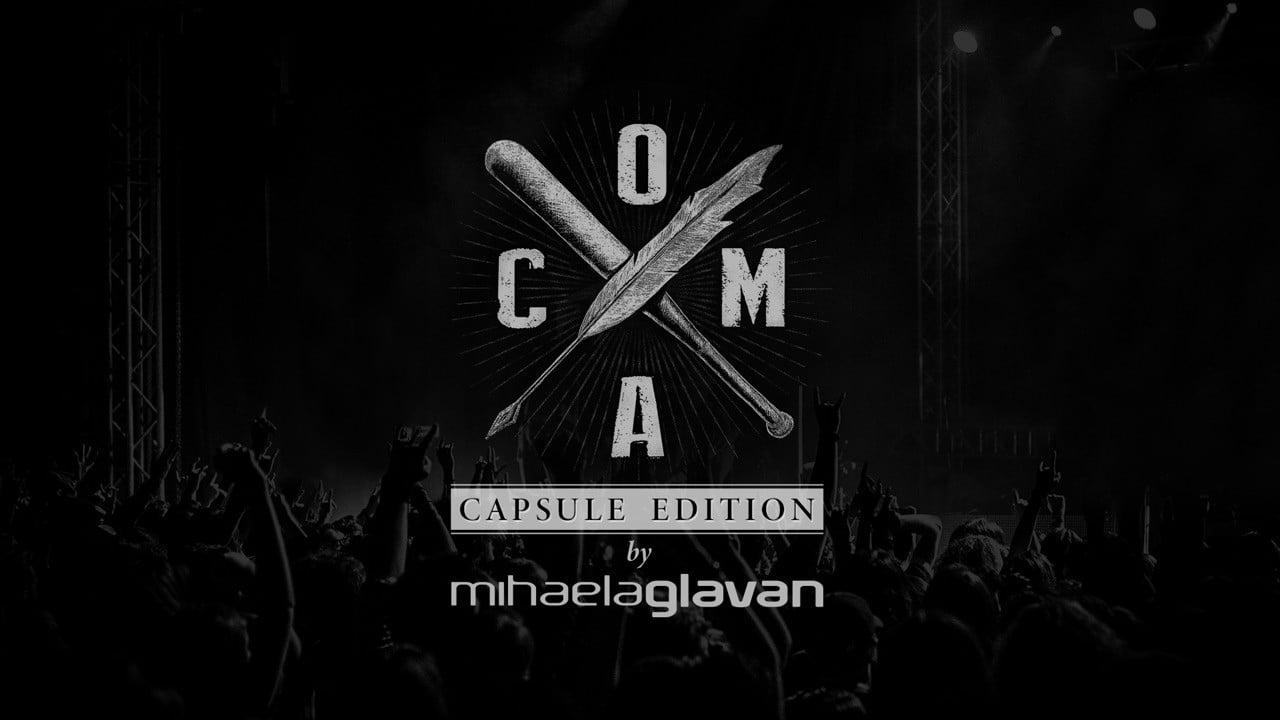 Coma X Mihaela Glavan: Colectie capsula cu influente de rock alternativ