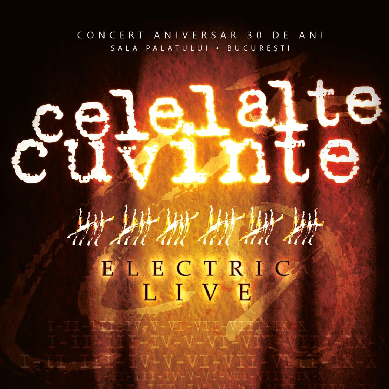 """Celelalte Cuvinte a lansat albumul """"Electric Live"""""""