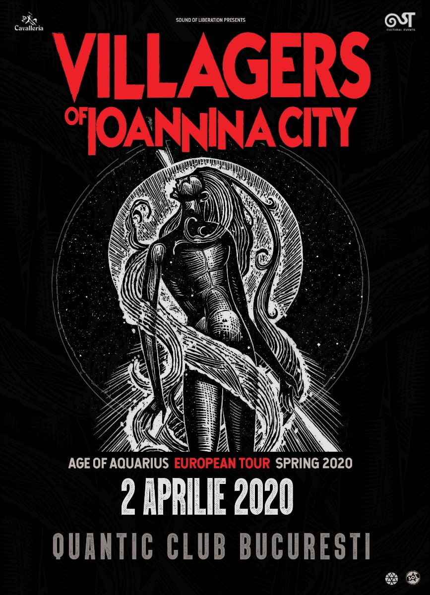 "Villagers Of Ioannina City ""concert satelit"" al SoundArt Festival 2020"