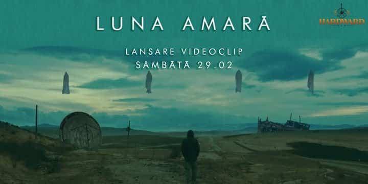 """LUNA AMARĂ. PRIMA VIZIONARE A CLIPULUI """"TACERE"""" NUMAI LA CLUJ"""
