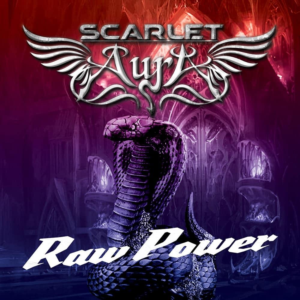 """Scarlet Aura a lansat un nou single: """"Raw Power"""""""